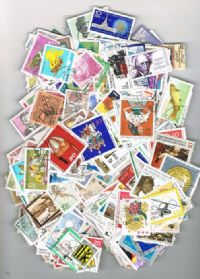 1000 different East Germany Commemoratives packet